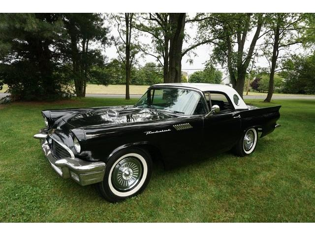 Picture of 1957 Ford Thunderbird located in Monroe New Jersey Offered by  - QBTK