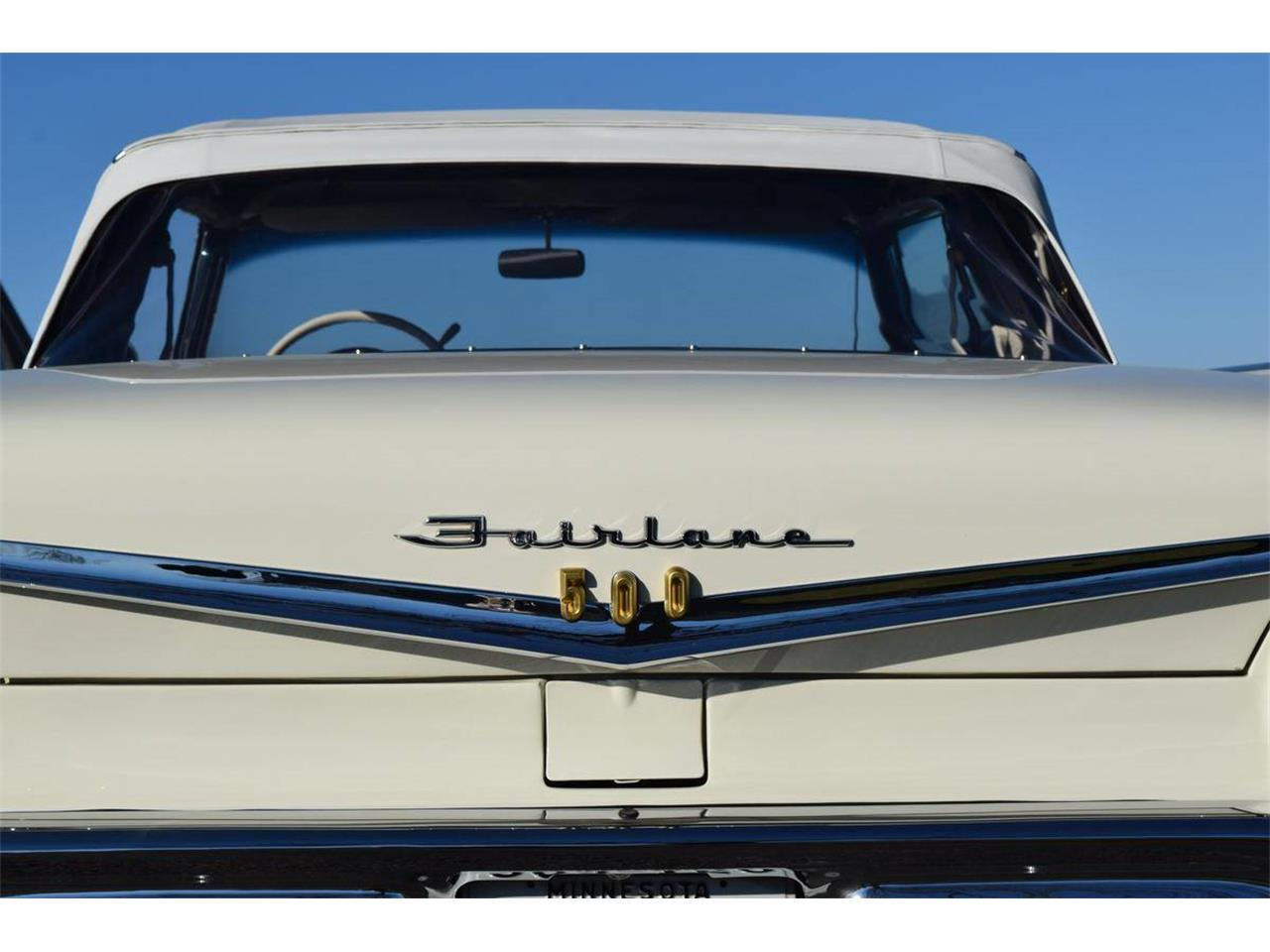 Large Picture of '59 Galaxie located in Minnesota Auction Vehicle - QBU4