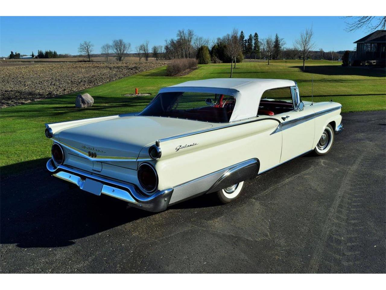 Large Picture of Classic '59 Galaxie located in Minnesota Auction Vehicle - QBU4
