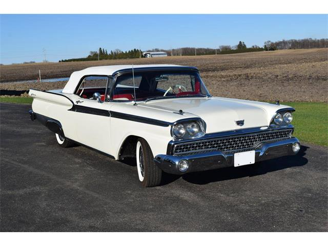 Picture of '59 Ford Galaxie located in Minnesota Auction Vehicle - QBU4