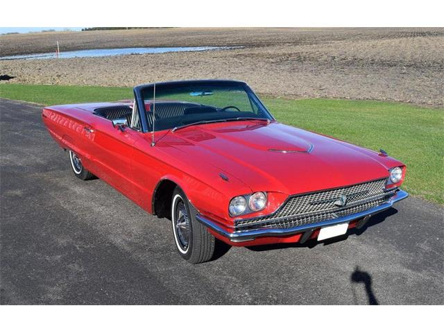Picture of 1966 Ford Thunderbird Offered by  - QBU8