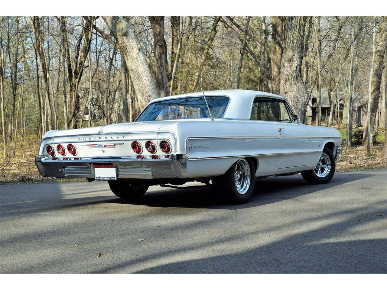 Large Picture of 1964 Chevrolet Impala Auction Vehicle Offered by Twin Cities Classic Car Auction - QBUA