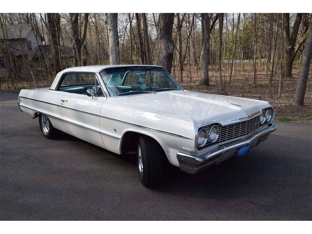 Large Picture of Classic 1964 Impala located in Minnesota Offered by Twin Cities Classic Car Auction - QBUA