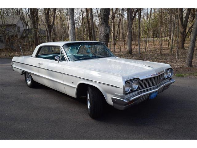 Picture of Classic '64 Impala located in Roseville Minnesota Auction Vehicle - QBUA