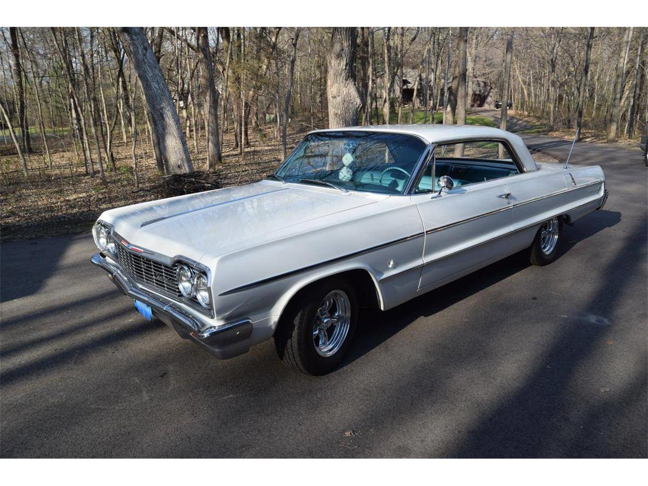 Large Picture of Classic '64 Chevrolet Impala Auction Vehicle Offered by Twin Cities Classic Car Auction - QBUA