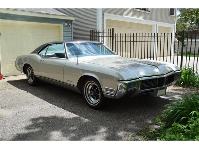 Picture of '68 Buick Riviera located in Roseville Minnesota Offered by  - QBUE