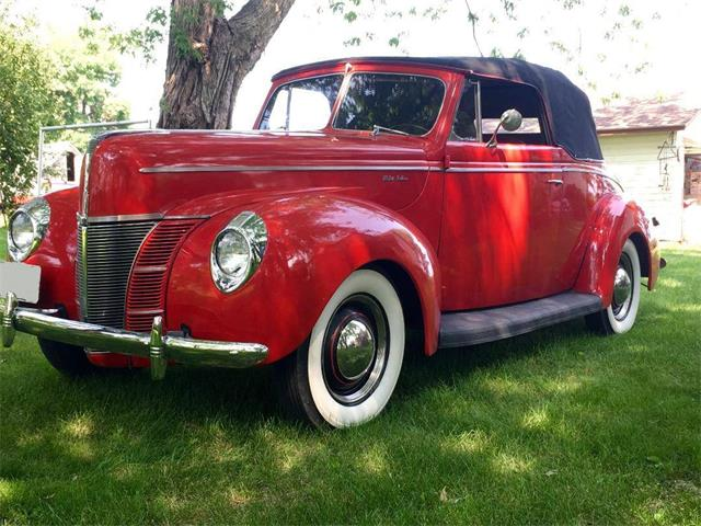 Picture of 1940 Deluxe Offered by  - QBUG