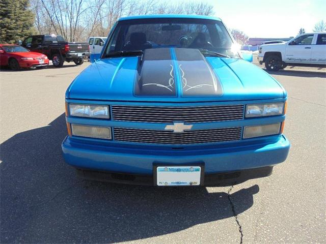 Picture of '92 Chevrolet C/K 1500 Auction Vehicle - QBUQ