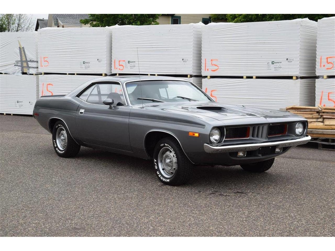 1973 Plymouth Barracuda for Sale | ClassicCars com | CC-1228424