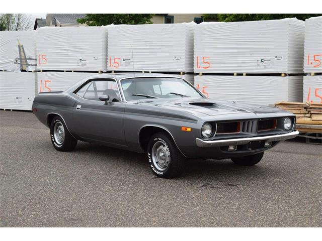 Picture of '73 Plymouth Barracuda Offered by  - QBUW