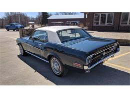 Picture of Classic 1968 Mustang located in Roseville Minnesota Offered by Twin Cities Classic Car Auction - QBV0