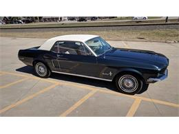 Picture of Classic 1968 Mustang Auction Vehicle Offered by Twin Cities Classic Car Auction - QBV0