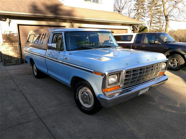 Picture of '79 F100 located in Minnesota Auction Vehicle Offered by  - QBVS
