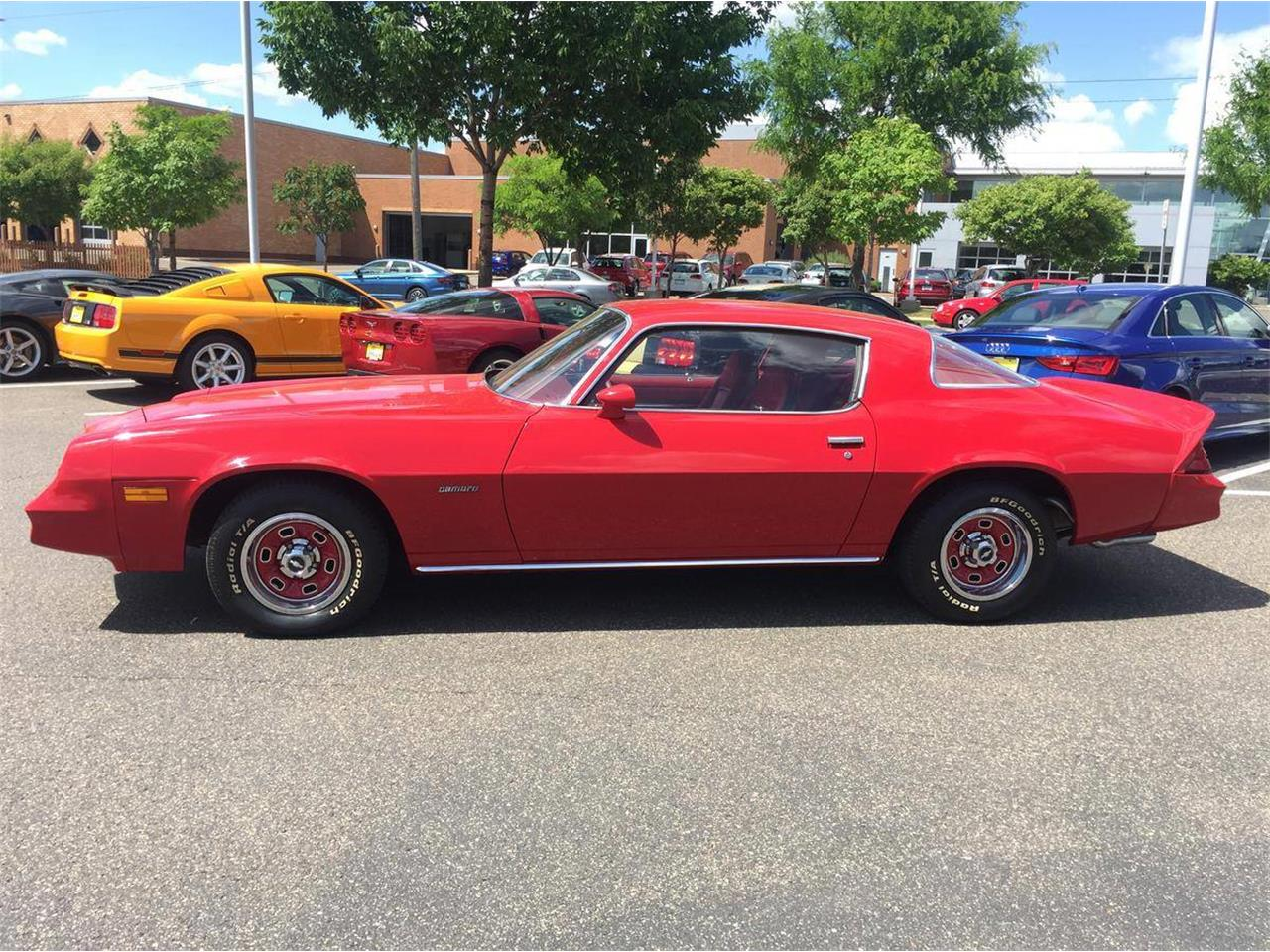 Large Picture of '78 Camaro located in Minnesota Auction Vehicle - QBVU