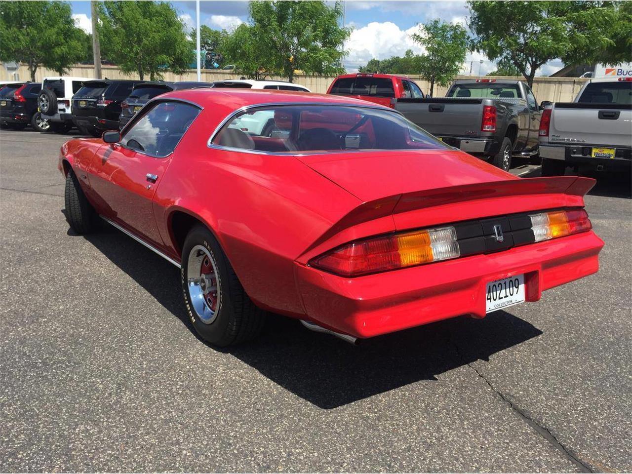 Large Picture of '78 Camaro - QBVU