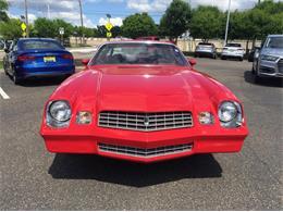 Picture of '78 Chevrolet Camaro Auction Vehicle - QBVU