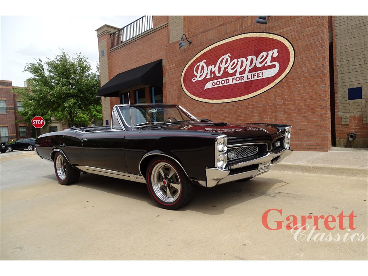 Large Picture of '67 GTO - QBWK