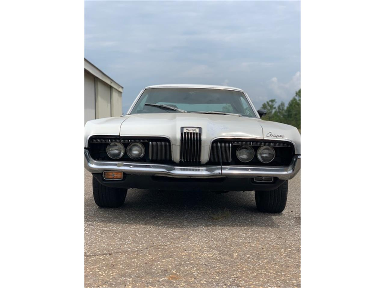 Large Picture of '70 Cougar XR7 - QBWR