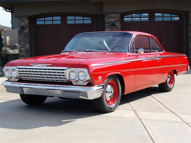 Picture of 1962 Chevrolet Bel Air located in California - QBWV