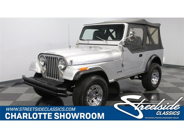Picture of '85 CJ7 - QBXA