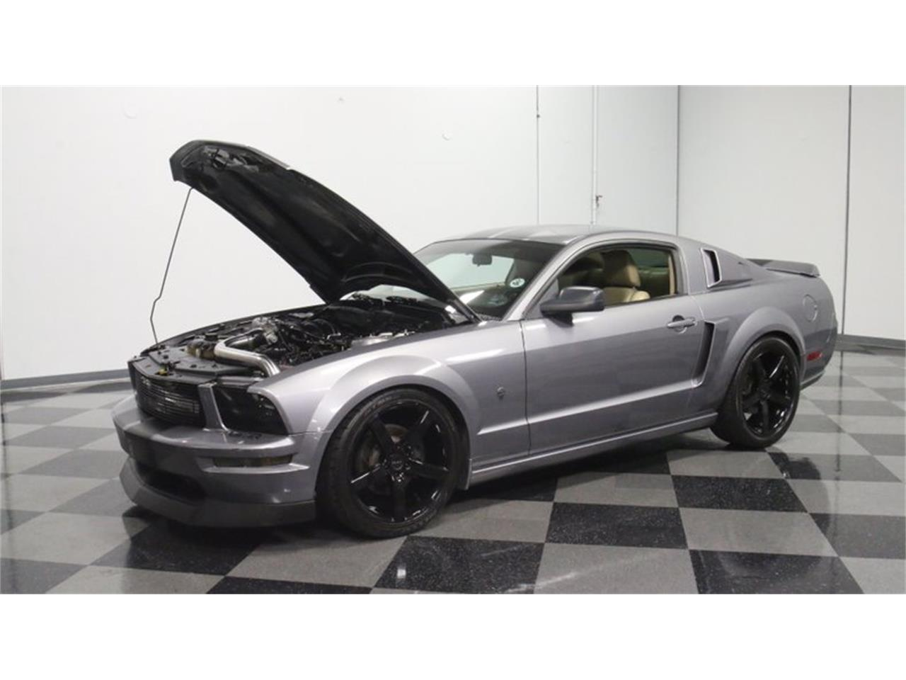 Large Picture of '06 Mustang - QBXB