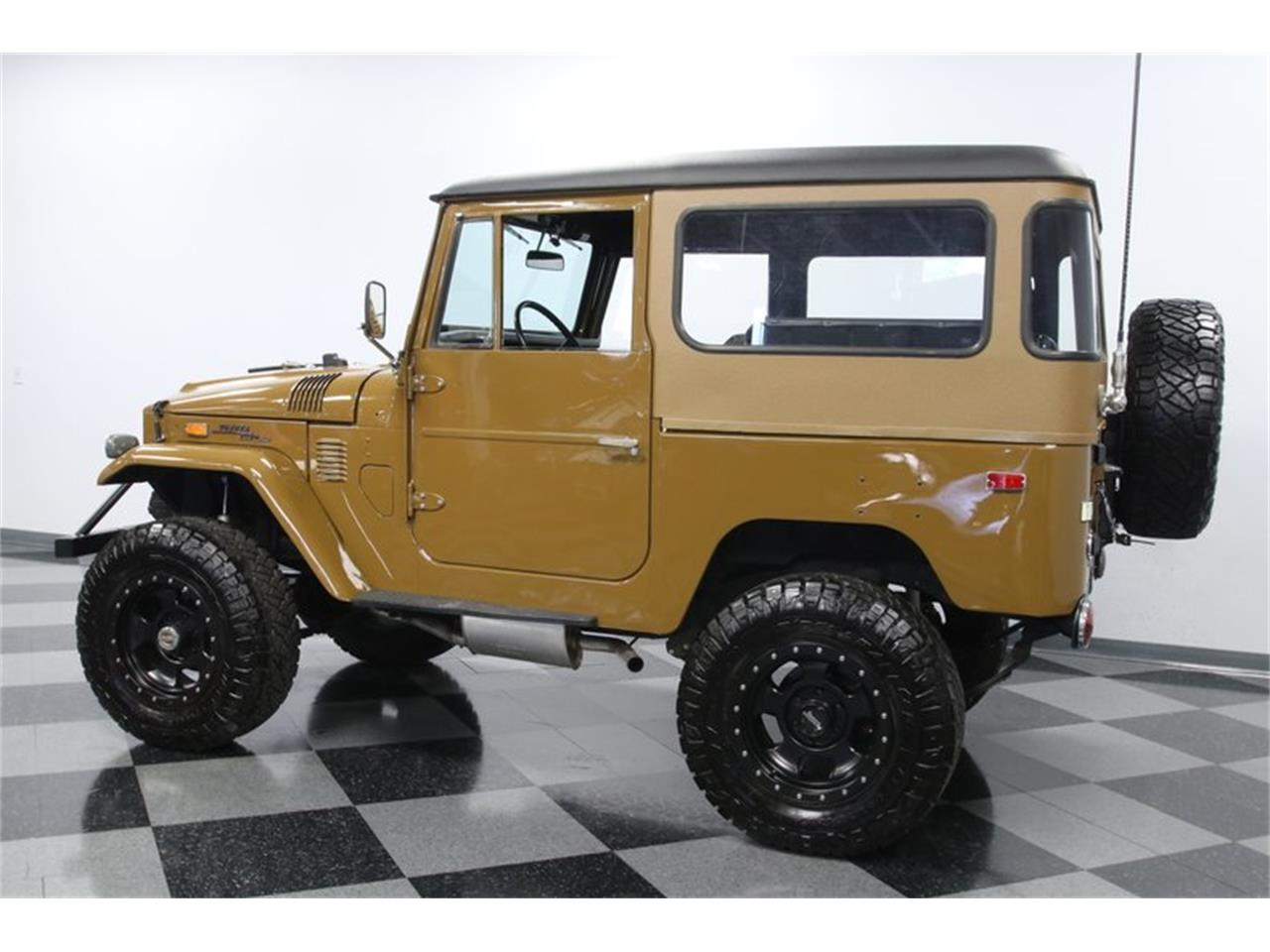 Large Picture of '72 Land Cruiser FJ - QBXF