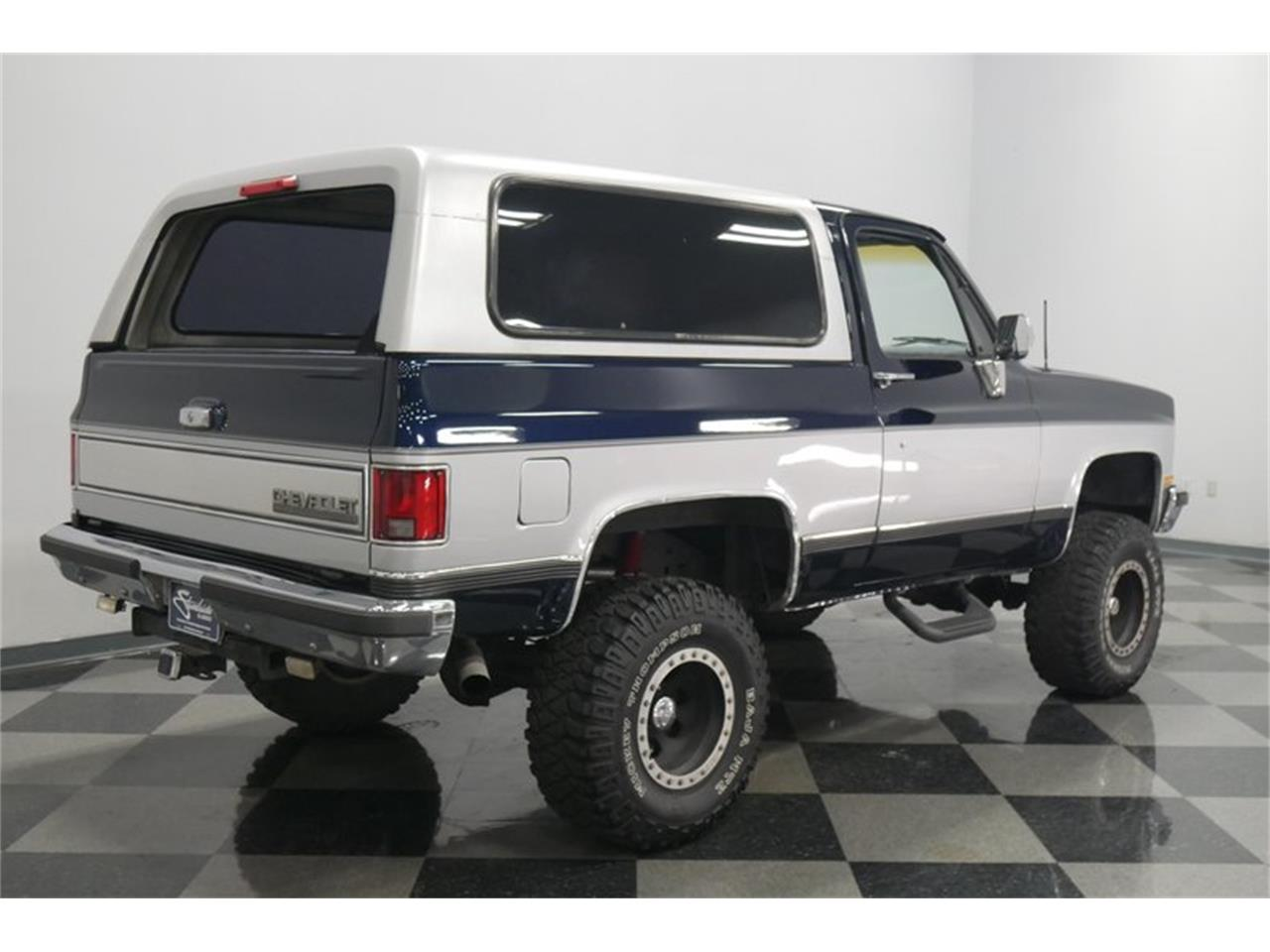Large Picture of '89 Blazer - QBXP