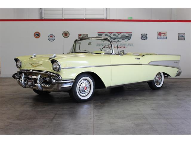 Picture of Classic 1957 Bel Air located in Fairfield California Offered by  - QBXS
