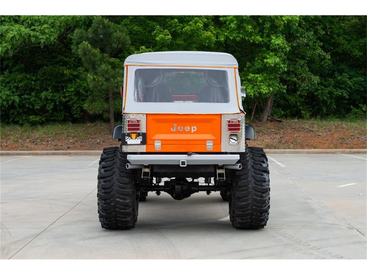 Large Picture of '85 CJ - QBXU