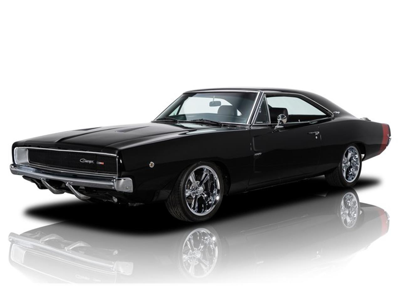 Large Picture of '68 Charger - QBXV