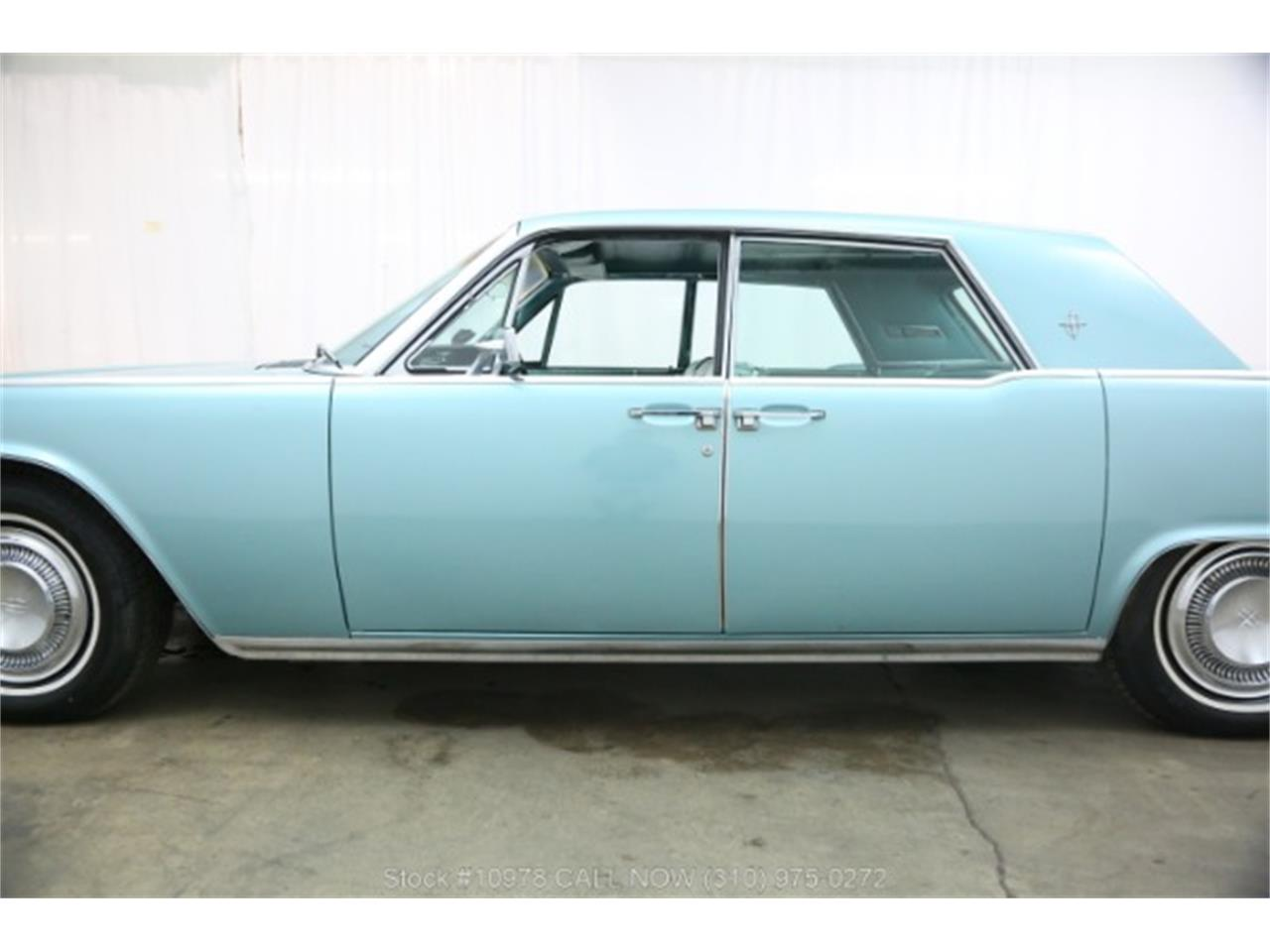 Large Picture of '65 Continental - QBY3