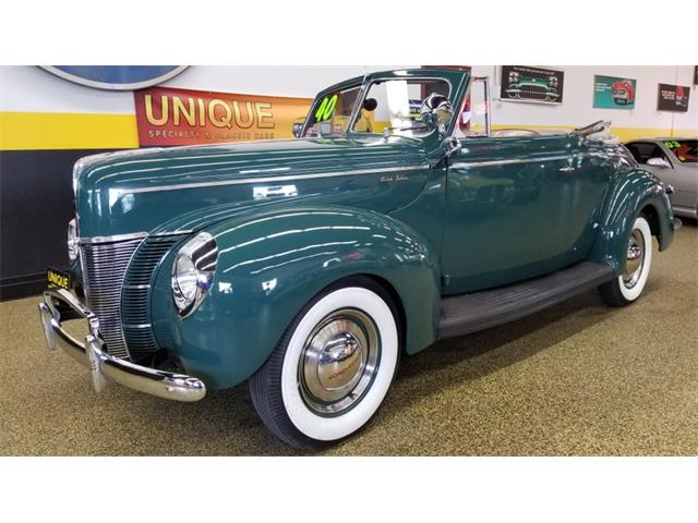 Picture of '40 Deluxe - QBY4