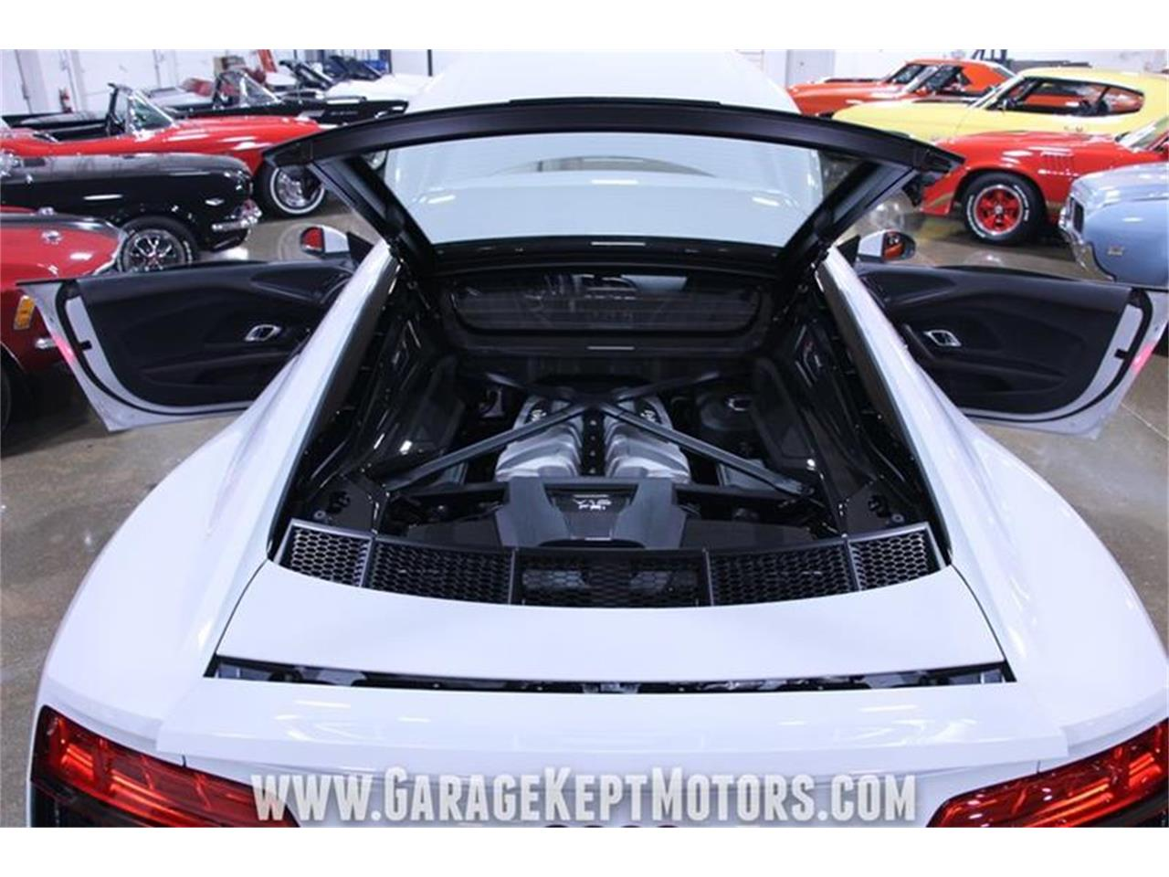 Large Picture of 2017 Audi R8 - QBYC