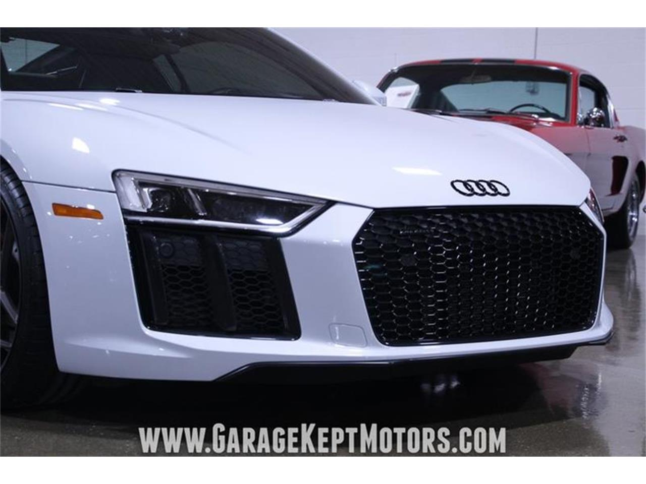 Large Picture of '17 Audi R8 located in Grand Rapids Michigan Offered by Garage Kept Motors - QBYC