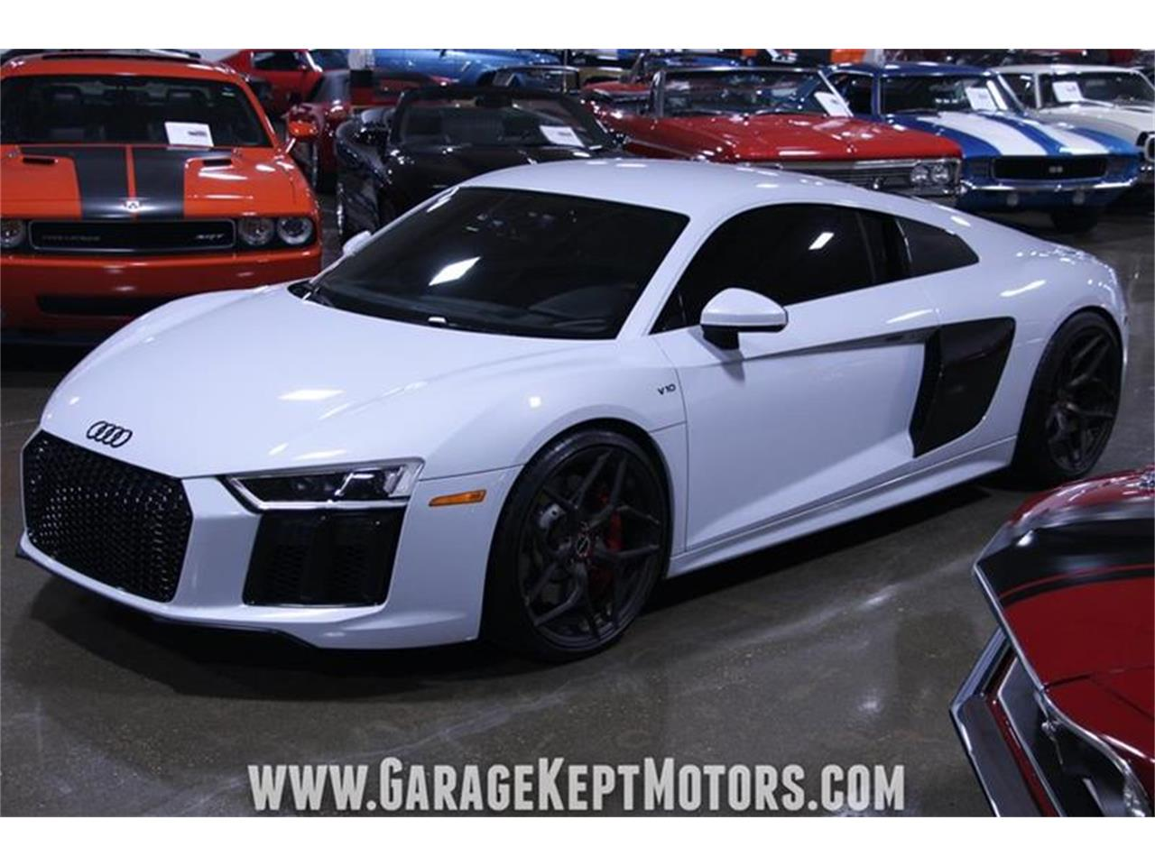 Large Picture of '17 Audi R8 located in Grand Rapids Michigan - $149,900.00 - QBYC
