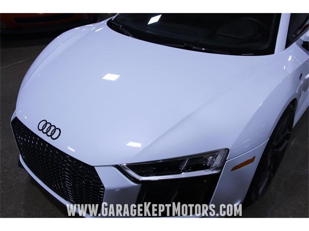Large Picture of 2017 Audi R8 located in Grand Rapids Michigan Offered by Garage Kept Motors - QBYC