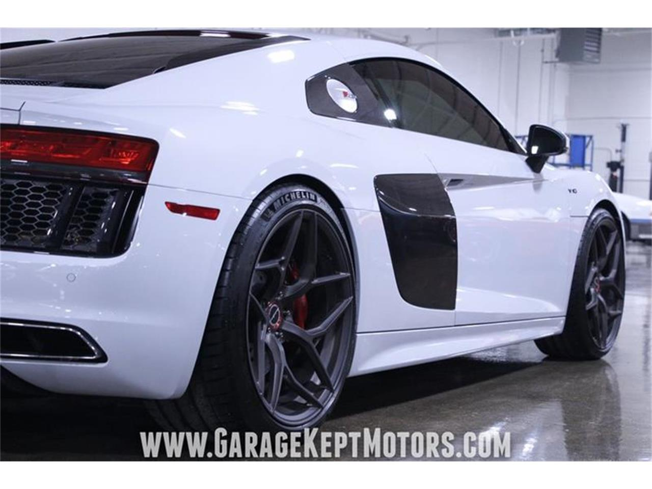 Large Picture of '17 R8 located in Grand Rapids Michigan Offered by Garage Kept Motors - QBYC