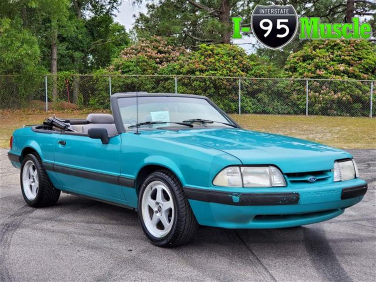 Large Picture Of 93 Mustang Q60n