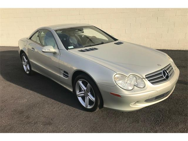 Picture of '03 SL500 - QBYI