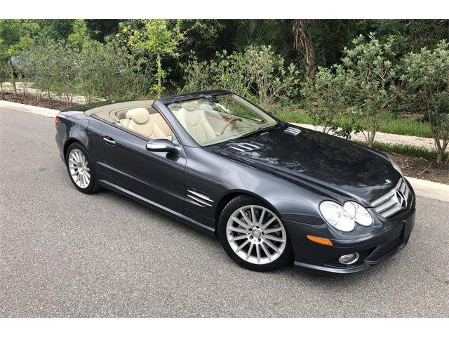 Picture of '08 SL55 - QBYO