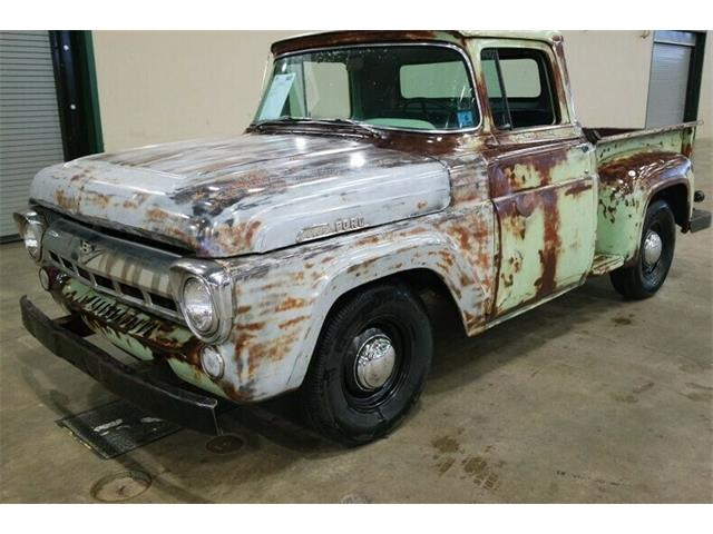 Picture of '57 Ford F100 - QBYR