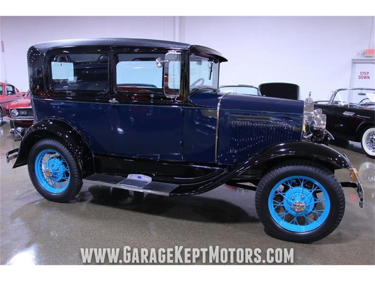 Large Picture of '31 Model A - QBZ5