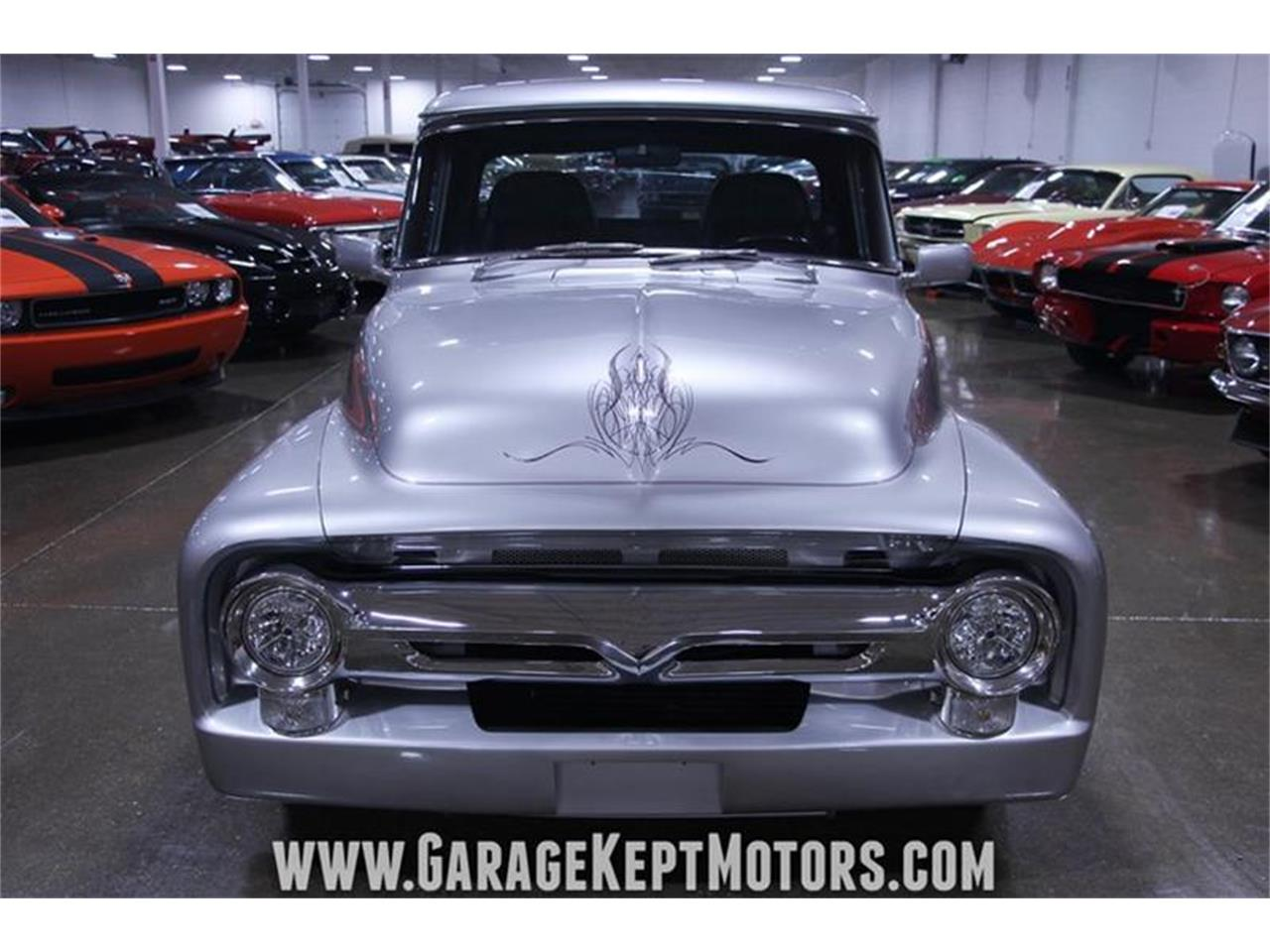 Large Picture of '56 F100 - QBZC