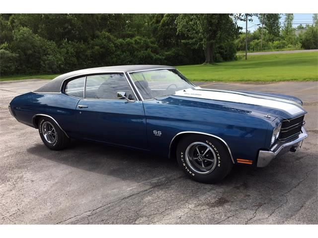 Picture of Classic 1970 Chevrolet Chevelle SS located in Uncasville Connecticut Auction Vehicle - QBZK