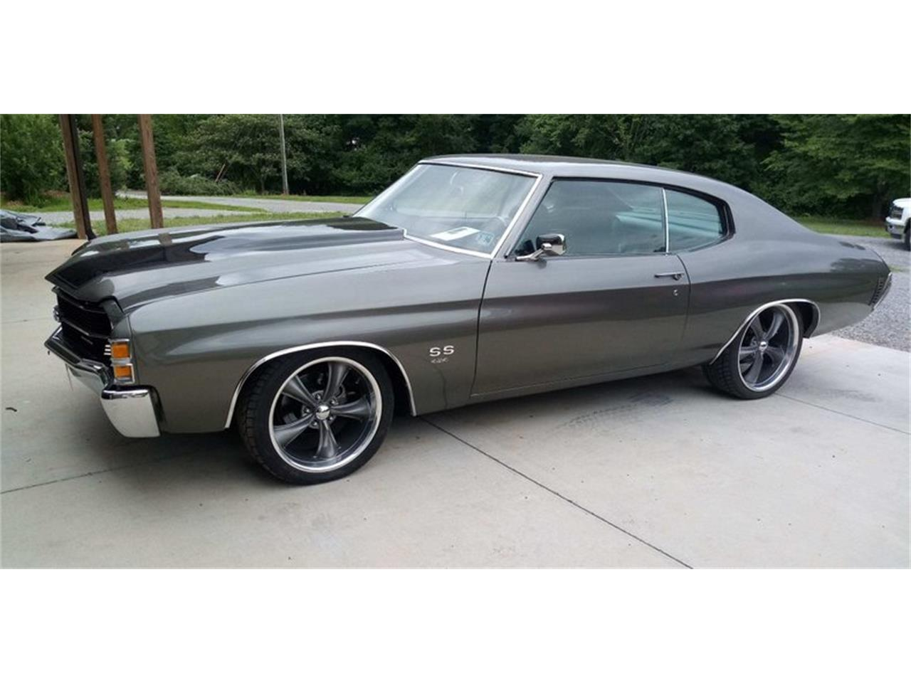 Large Picture of '71 Chevelle - QBZL