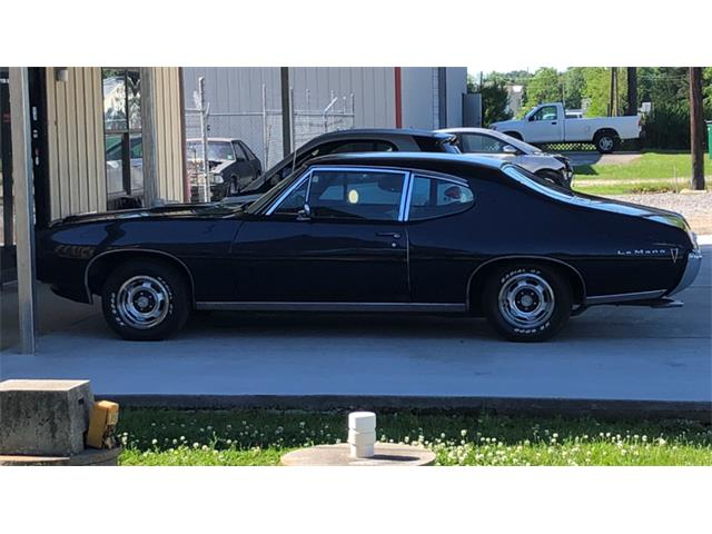 Picture of 1968 Pontiac LeMans located in Greensboro North Carolina - QBZX