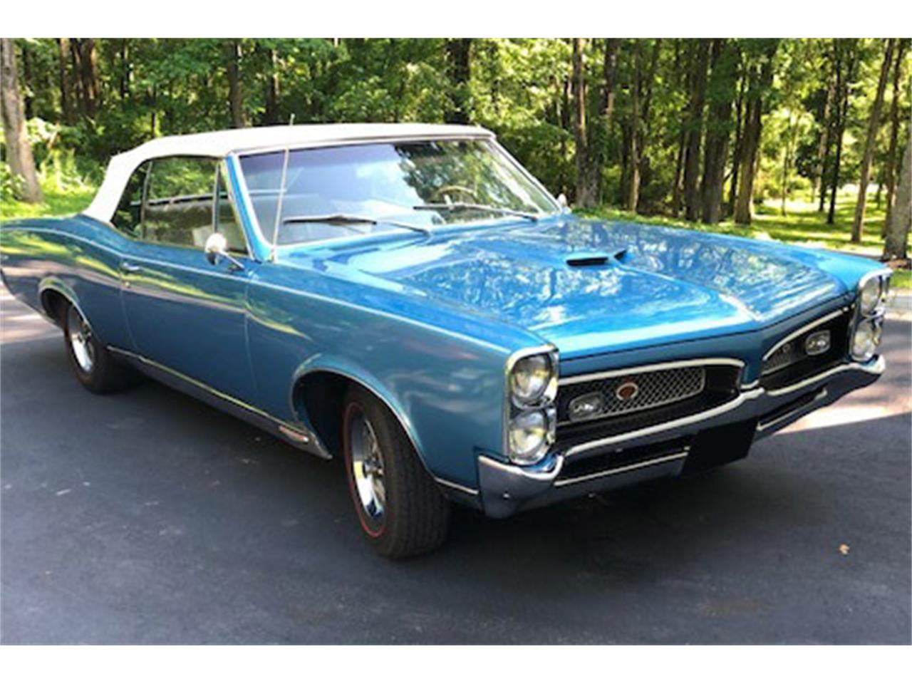 Large Picture of '67 GTO - QBZY