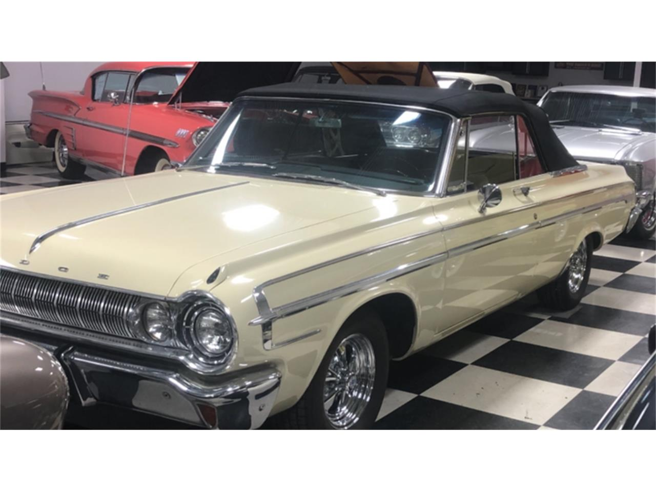 Large Picture of '64 Polara - QBZZ