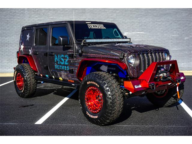 Picture of 2018 Wrangler Auction Vehicle Offered by  - QC02