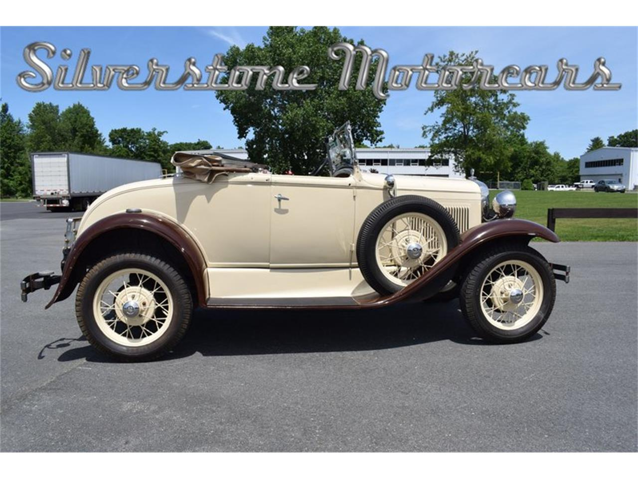 Large Picture of '31 Model A - QC03